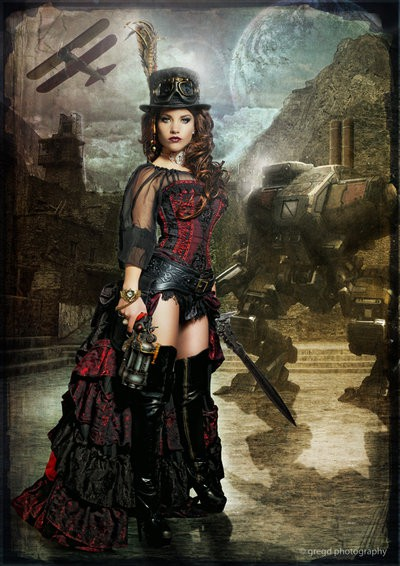 Character Outfits On Pinterest Steampunk Steampunk Armor And Female Costumes