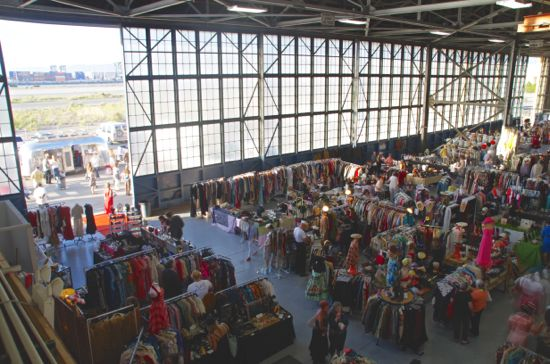 Alameda point vintage fashion fair 88