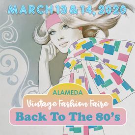 Vintage Fashion Faire